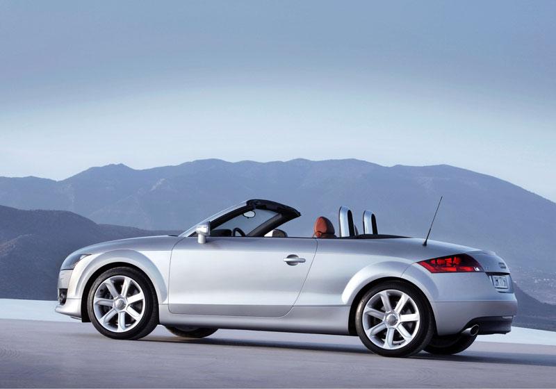Audi Tt Roadster quotazioni usato, listino Audi Tt ...