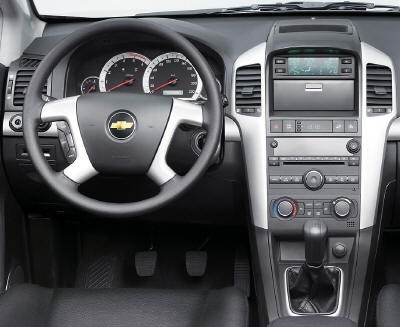 Chevrolet Captiva Quotazioni Usato Listino Chevrolet