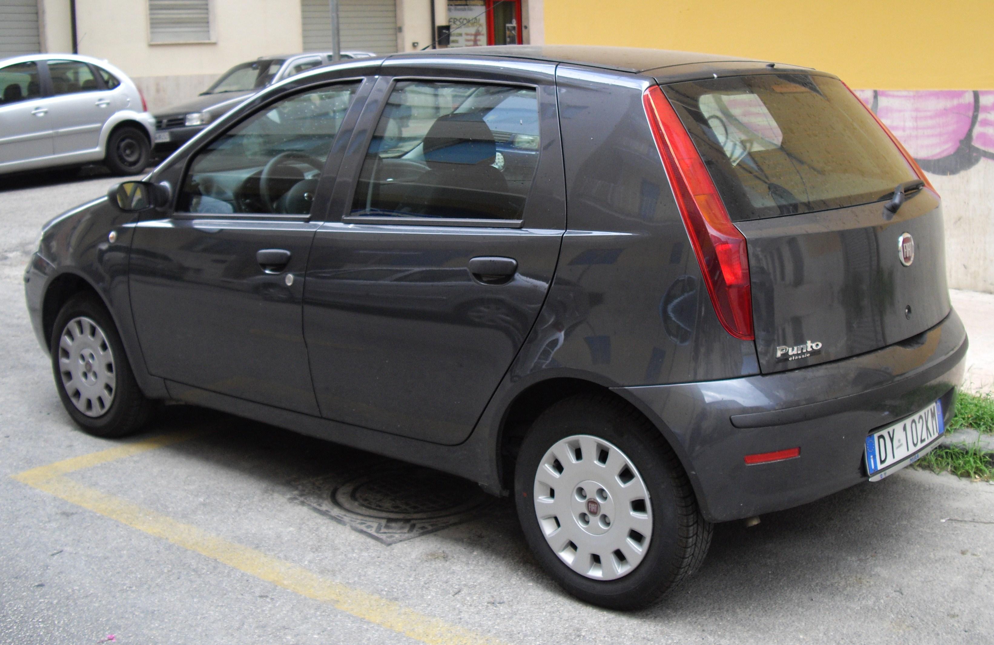 Fiat Punto Classic quotazioni usato, listino Fiat Punto ...