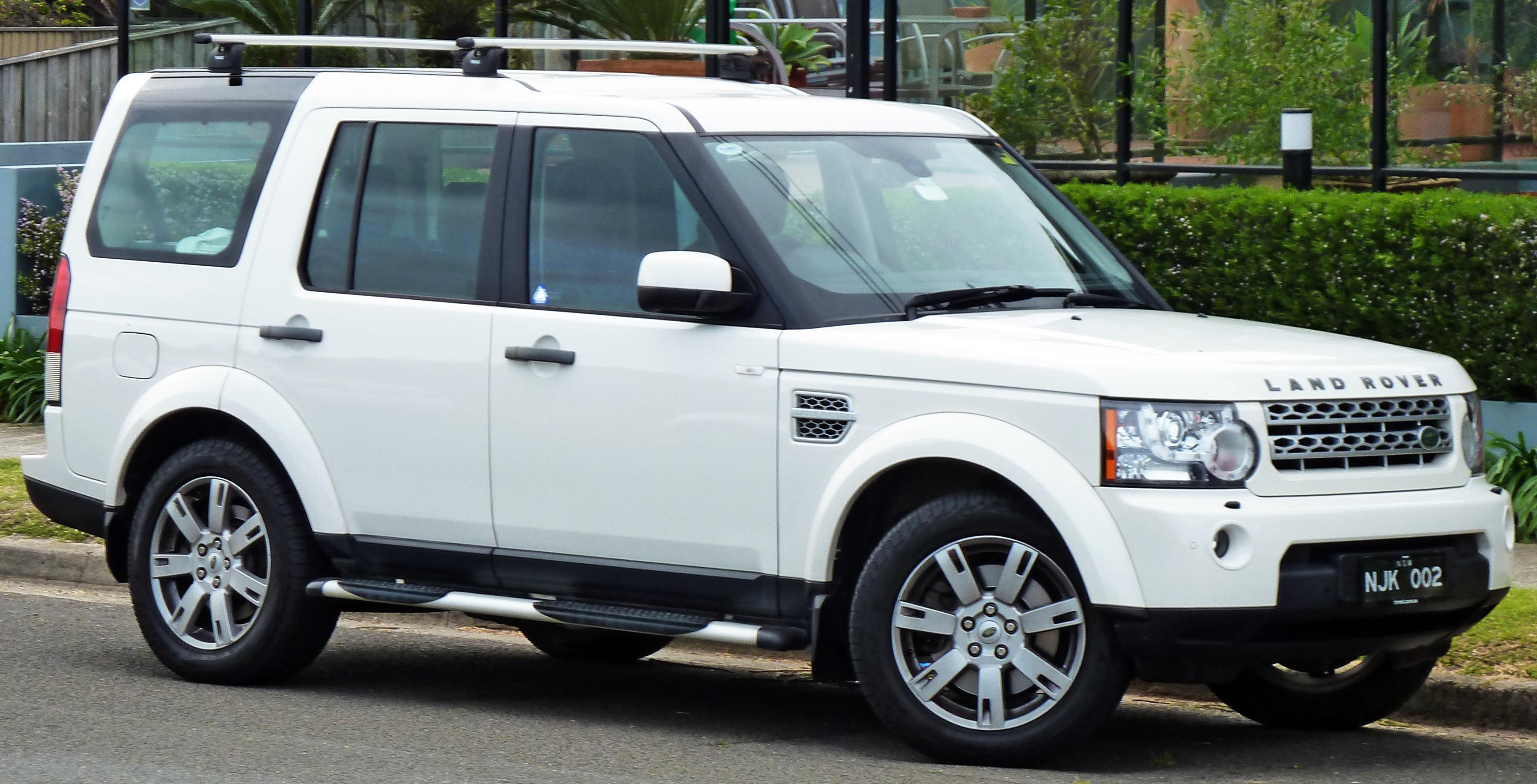 Land Rover Discovery 4 Quotazioni Usato Listino Land