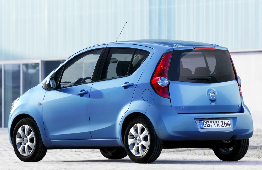 2010 Opel Agila photo - 2