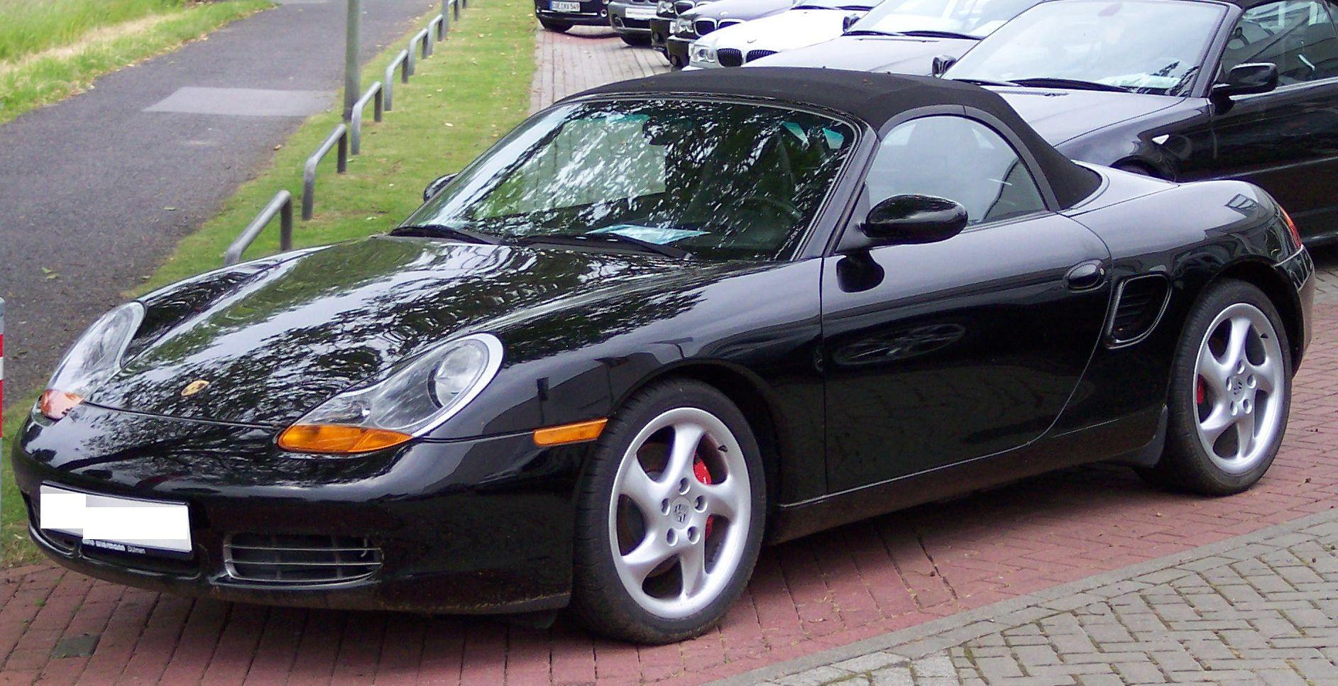Porsche Boxter - svetapple.sk