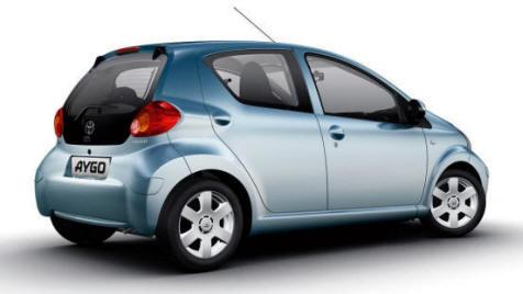 Toyota on Toyota Aygo Quotazioni Usato  Listino Toyota Aygo Usata   Motorionline