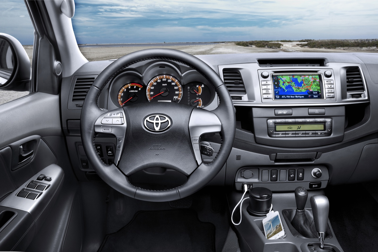 Toyota Hilux Double Cab quotazioni usato, listino Toyota Hilux Double