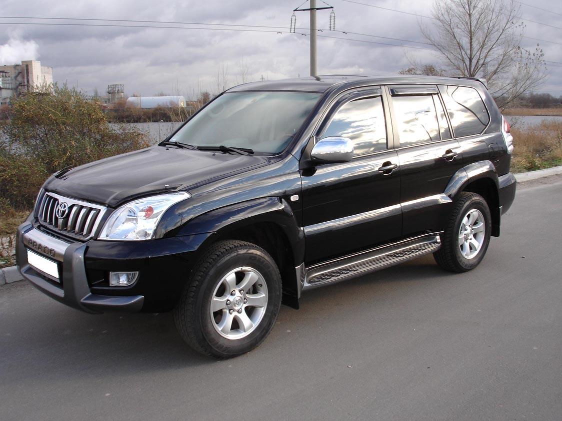prezzi Toyota Land Cruiser 120 usata, prezzi Land Cruiser 120 usate