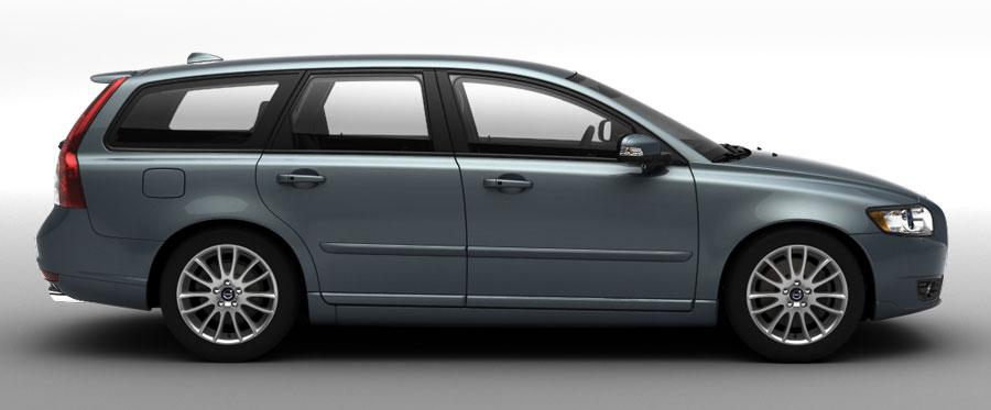 Volvo V50 Quotazioni Usato Listino Volvo V50 Usata